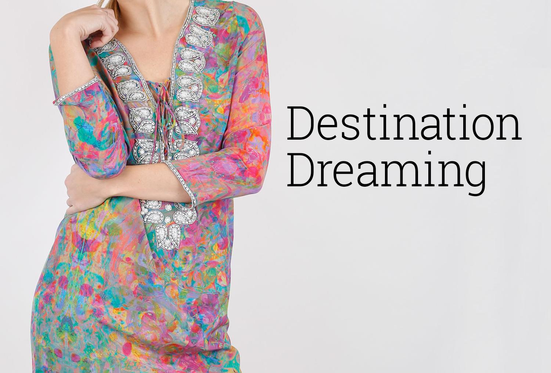 Destination-dreaming
