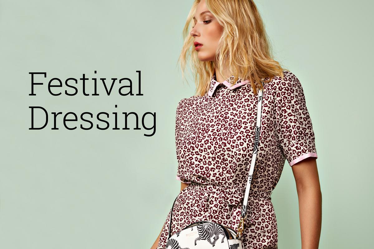 Festival-Dressing