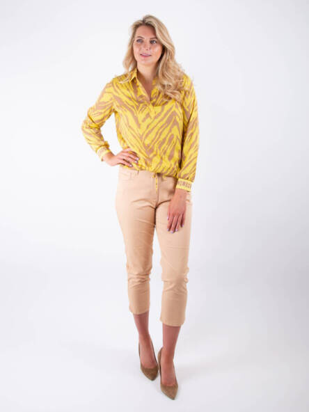 Jane-Young-Betty-Barclay-Animal-Blouse-outfit