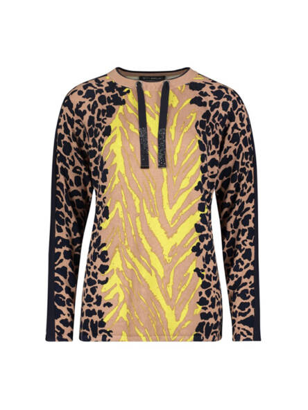 Jane-Young-Betty-Barclay-Animal-Print-Jumper