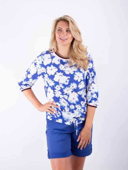 Jane-Young-Betty-Barclay-Floral-top-and-shorts