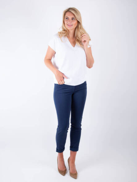 Jane-Young-Luisa-Cerano-Blueprint-collection-White-Shirt