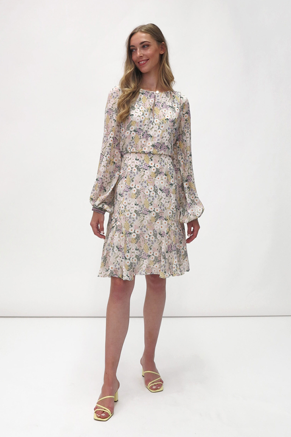 Jane-Young-Wedding-guest FGee Floral Dress