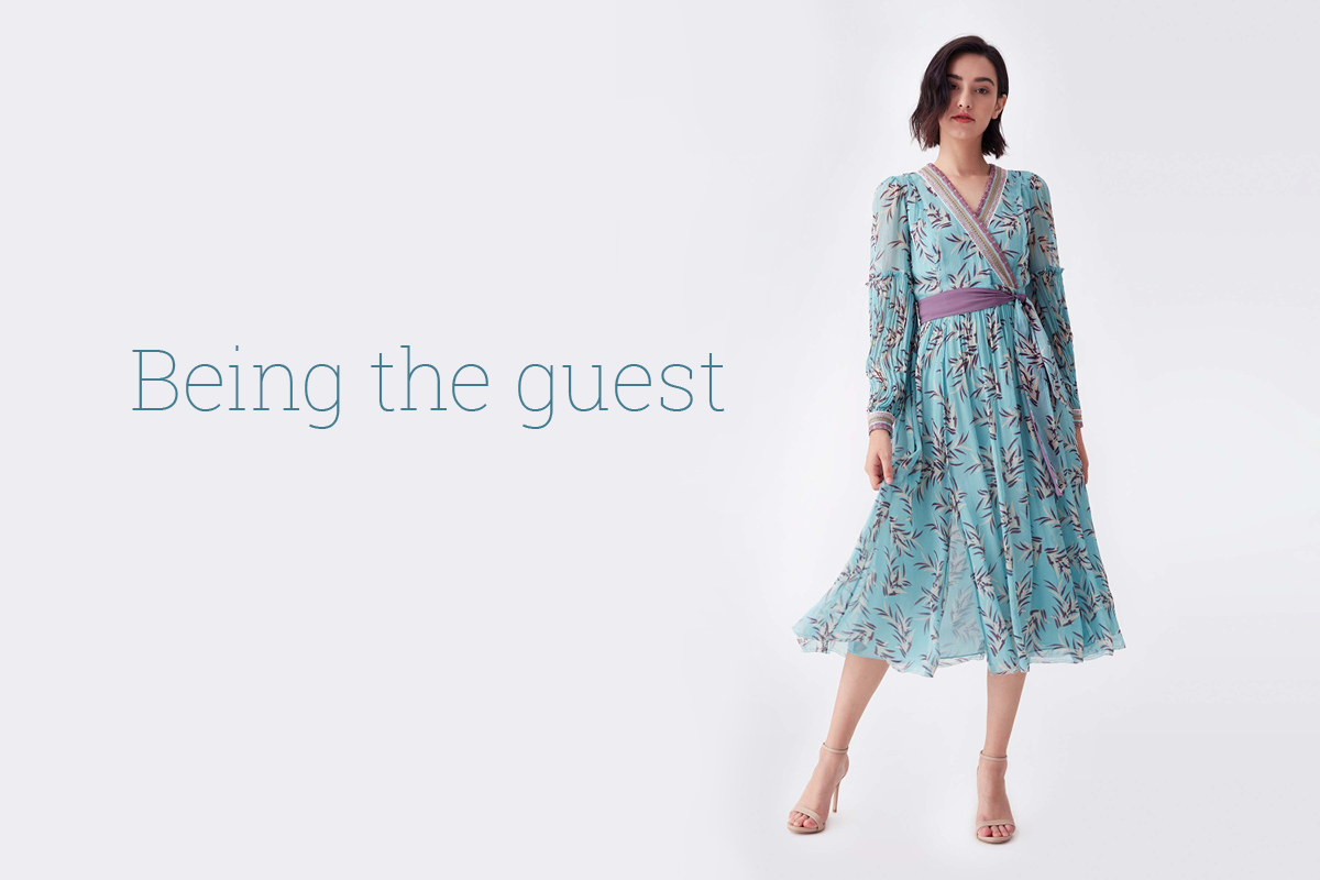 Jane Young what to wear as wedding guest