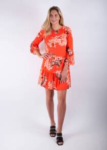 Jane Young Marccain floral dress