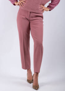 Jane Young Lusia Cerano pink trousers