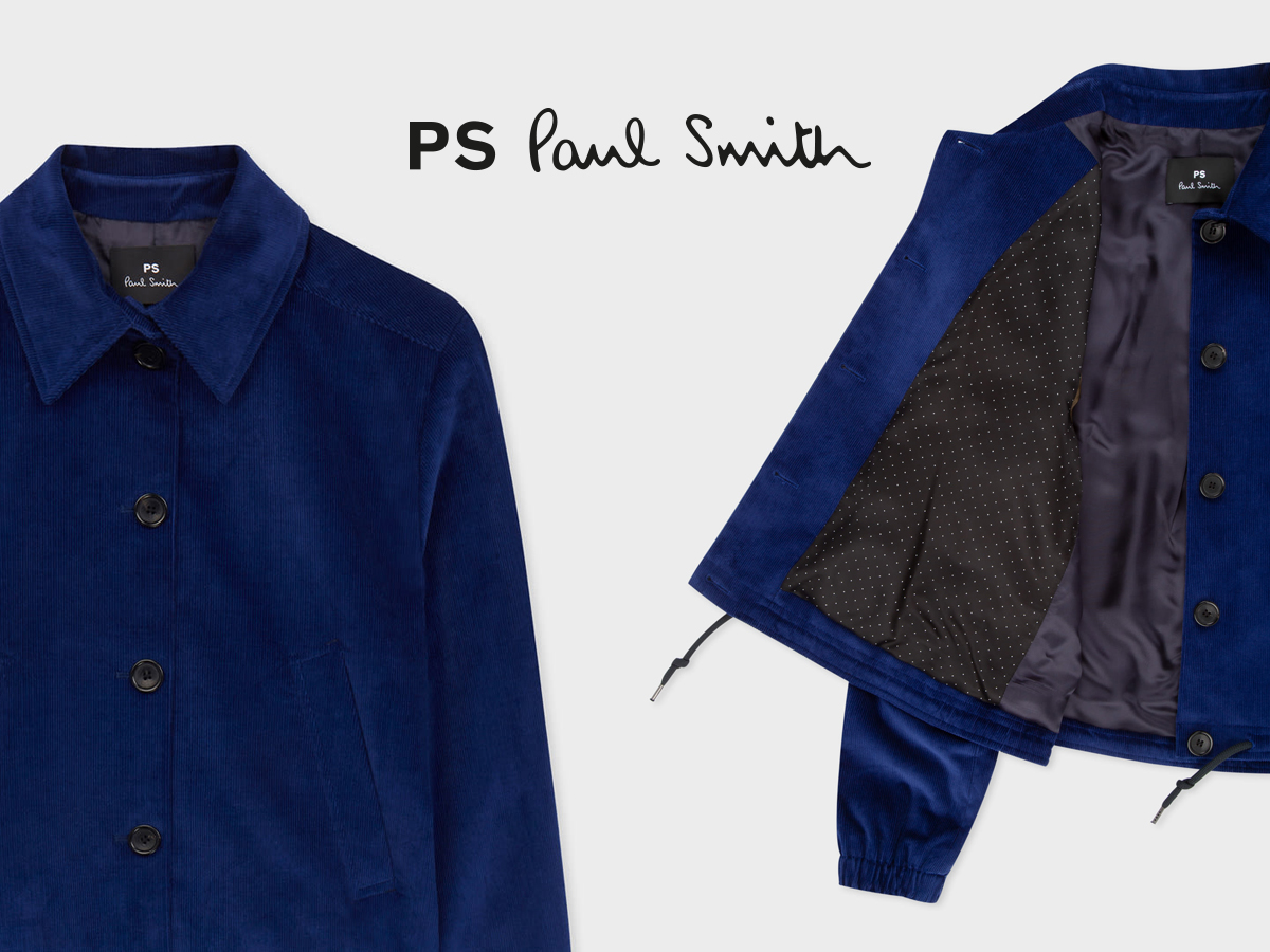 Paul Smith at Jane Young
