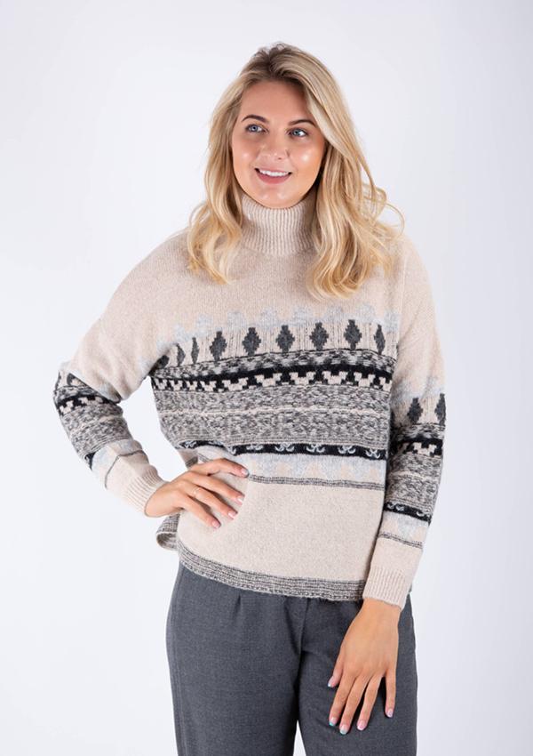 Riani polo neck sweater