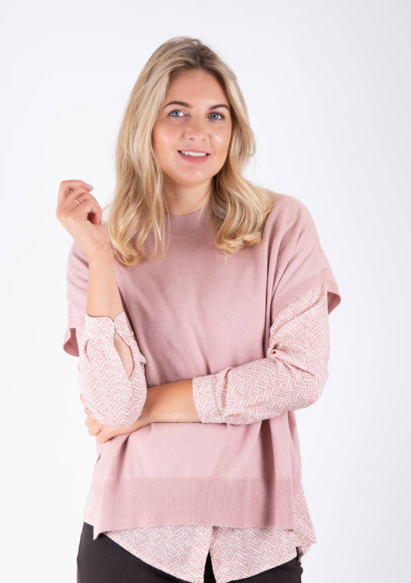 Riani short sleeve sweater